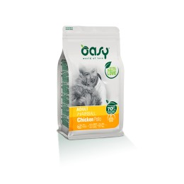 Oasy Gato Adult Anti-Hairball 300G - Oasy
