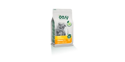 Pienso para Gatos Adult Anti-Hairball 300G - Oasy