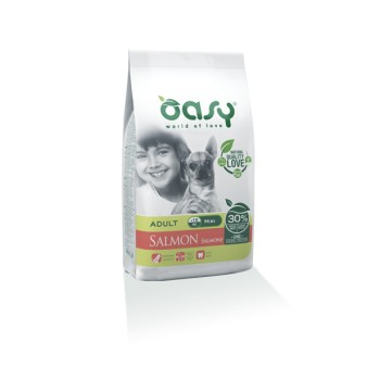 Pienso para Perros One Pro  Adult Mini Salmon 2.5K - Oasy
