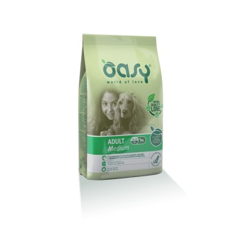 Oasy Perro Adult Pollo Medium 3Kg - Oasy