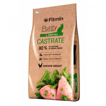 Fitmin Purity Castrate Pechuga Pollo - 10 Kg
