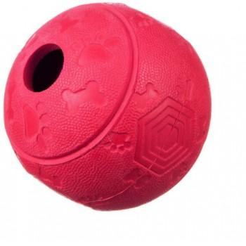 Bola Para Sanck, 8 Cms Rojo - Barry King