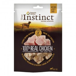 Tind Natural & Tasty Cubes Chicken 50 Gr - True Instinct