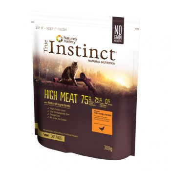Tinc High Meat Free Range Chicken 300 Gr - True Instinct