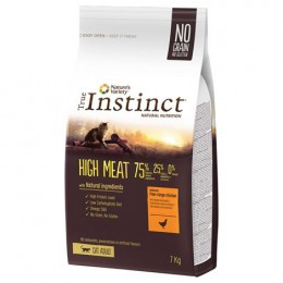 Tinc High Meat Free Range Chicken 7 Kg - True Instinct