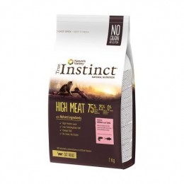 Tinc High Meat Adult Salmon 7 Kg - True Instinct