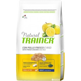 Nt Dog Mini Adult Pollo 2 Kg - Natural Trainer