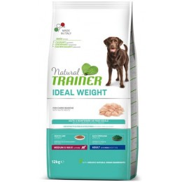 Nt Dog Med/Max Weigh Care 12 Kg - Natural Trainer