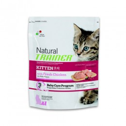 Nt Cat Kitten Pollo 1,5 Kg - Natural Trainer