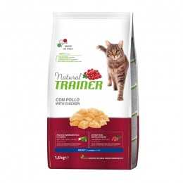 Nt Cat Adult Pollo 10 Kg - Natural Trainer