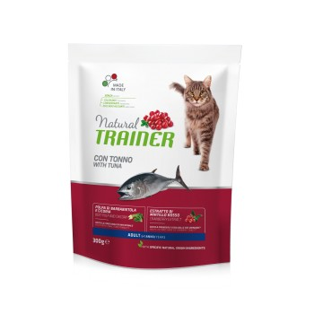 Nt Cat Adult Atun 0,3 Kg - Natural Trainer