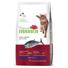 Nt Cat Adult Atun 1,5 Kg - Natural Trainer