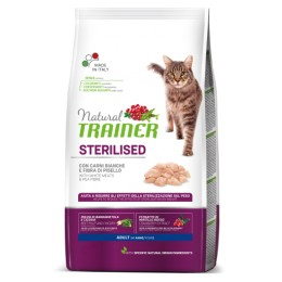 Nt Cat Stz Ad Carn Blanca 0,3 Kg - Natural Trainer