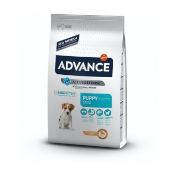 Pienso para perros Advance Puppy Protect Mini Chicken & Rice 800 Gr - Affinity