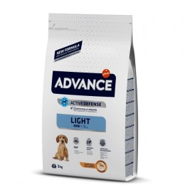 Advance Mini Light Chicken & Rice 3 Kg - Affinity