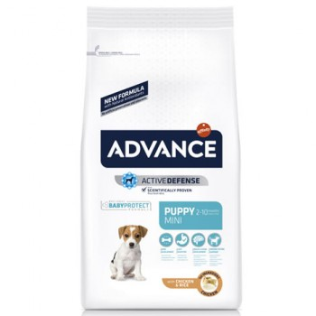 Pienso para perros Advance Puppy Protect Mini Chicken & Rice 1,5  - Affinity