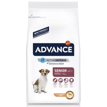 Advance Mini Senior Chicken & Rice 1,5 Kg - Affinity