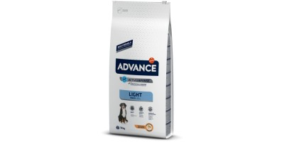 Pienso para perros Advance Maxi Light Chicken & Rice 14 Kg - Affinity