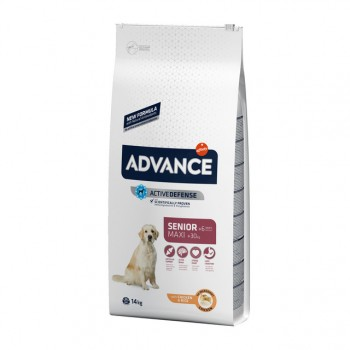 Pienso para perros Advance Maxi Senior Chicken & Rice 14 Kg - Affinity