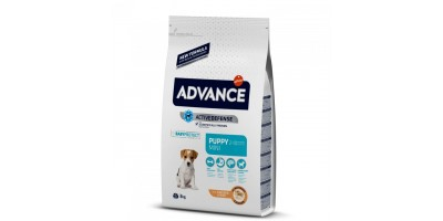 Pienso para perros Advance Puppy Protect Mini Chicken & Rice 7,5 Kg - Affinity