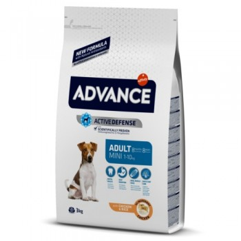 Advance Mini Adult Chicken & Rice 3 Kg - Affinity