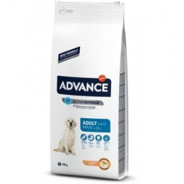 Advance Maxi Adult Chicken & Rice 14 Kg - Affinity