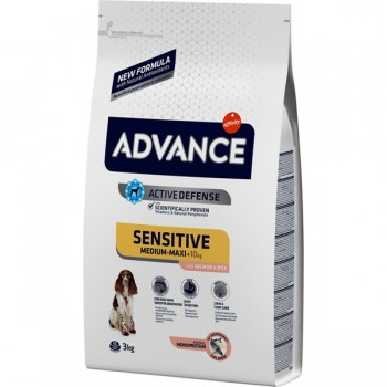 Advance Sensitive Salmon & Rice 3 Kg - Affinity