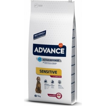 Pienso para perros Advance All Breeds Adult Lamb & Rice 12 Kg - Affinity
