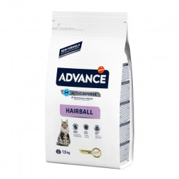 Advance Hairball Turkey & Rice 1,5 Kg - Affinity