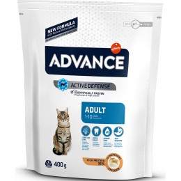 Advance Adult Chicken & Rice 400 Gr - Affinity