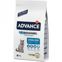 Advance Sterilized3 Kg - Affinity
