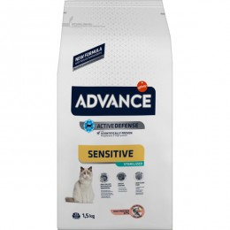 Ac Sterilized Salmon Sensitive 1,5 Kg - Affinity
