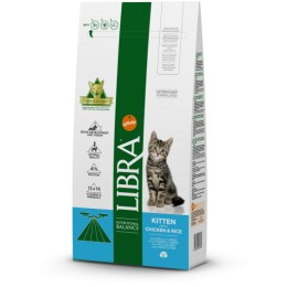 Libra Cat Junior 1,5 Kg - Affinity