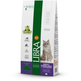 Libra Cat Sterilized 1,5 Kg - Affinity
