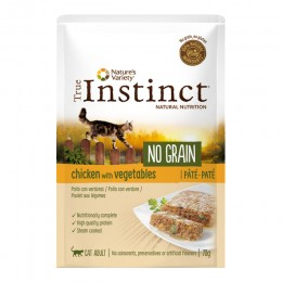 Wic Ng Pouch Ad Chicken Pat 0,070Kg - Affinity
