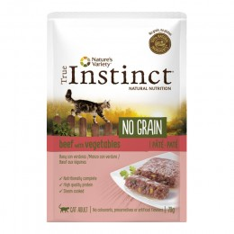 Wic Ng Pouch Ad Beef Pat 0,070Kg - Affinity