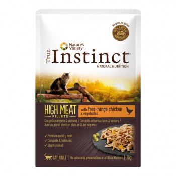 Wic Hm Pouch Ad Chicken Fil 70Gr - Affinity