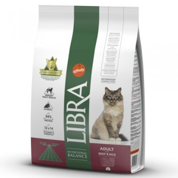 Libra Cat Adult Beef 3Kg - Affinity