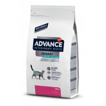 Avet Cat St. Urinary Low Cal 1,25 Kg - Affinity