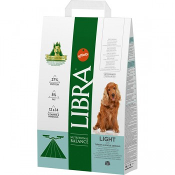 Libra Dog Light 3 Kg - Affinity