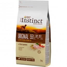 Tind Original Med Adult Chicken 2 Kg - True Instinct