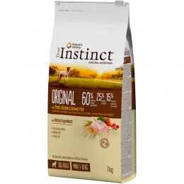 Tind Original Mini Chicken7 Kg - True Instinct