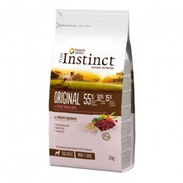 Tind Original Mini Lamb 2 Kg - True Instinct