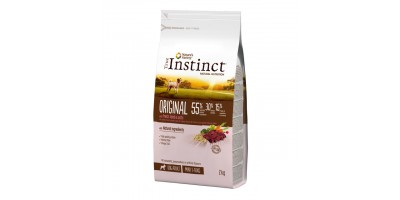 Pienso para perros Original Mini Lamb  2 Kg - True Instinct