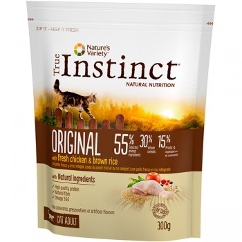 Tinc Original Chicken 300 Gr - True Instinct