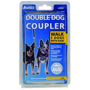 Dog Coupler Small (Correa Doble) - The Company of animals