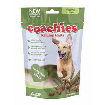 Coachies T.T. Naturals 75G Gr - The Company of animals