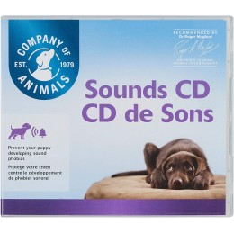 Sounds, Cd Sonidos Terapia Comportamiento - The Company of animals