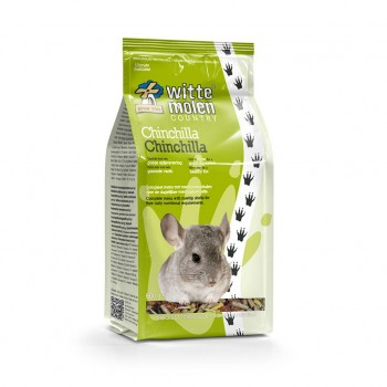 Country Chinchillas 800 Gr - Witte Molen