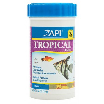 Comida para peces Tropical Escamas 250Ml 31G - Api